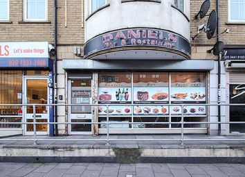 Restaurant/cafe to let in 207, Old Kent Road, London SE1
