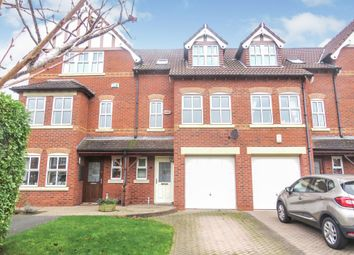 Thumbnail 3 bedroom town house for sale in Larton Farm Close, West Kirby, Wirral