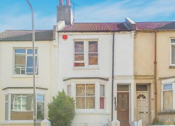 Thumbnail 3 bed terraced house for sale in Dewe Road, Brighton