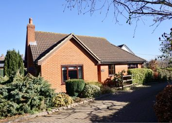 Thumbnail 3 bed detached bungalow for sale in Crescent Close, Dunmow