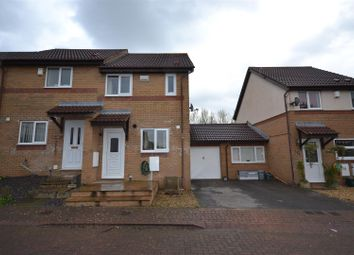 Thumbnail 2 bed end terrace house for sale in Greenacres, Barry