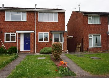 Thumbnail 2 bed end terrace house for sale in Morse Road, Leamington Spa