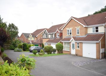 Thumbnail 4 bed detached house for sale in Rosedale Gardens, Sutton-In-Ashfield