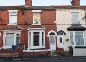 Thumbnail 2 bed terraced house for sale in West End Avenue, Bentley, Doncaster