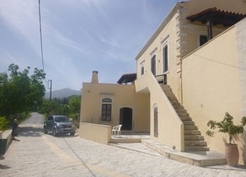 Thumbnail 4 bed detached house for sale in Kalamas, Rethymno, Crete, Greece