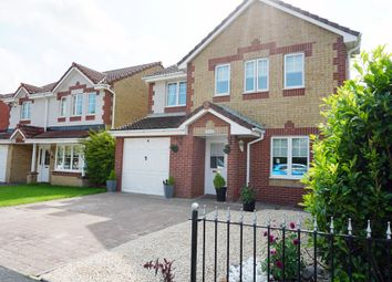 Thumbnail 4 bed detached house for sale in Kelvin Court, Murray, East Kilbride