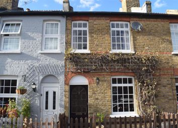 Thumbnail 2 bed terraced house to rent in Luther Road, Teddington