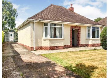 Thumbnail 3 bed detached bungalow for sale in Newport Road, Magor