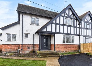 Thumbnail 4 bed semi-detached house for sale in Wheatley, Oxfordshire