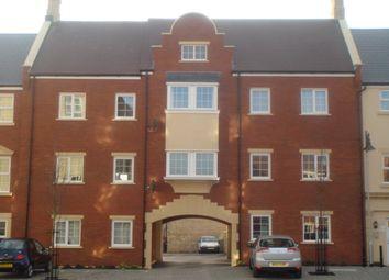 Thumbnail 2 bed flat for sale in Zakopane Road, Swindon