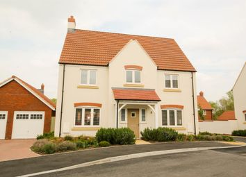 Thumbnail 4 bedroom detached house for sale in Cranesbill Cresent, Charfield