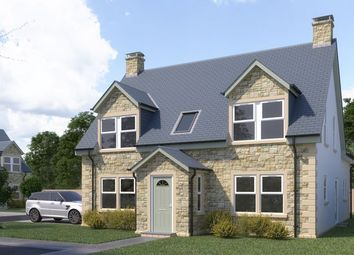 Thumbnail 4 bed detached house for sale in Moorlands, Manse Road, Symington, Biggar