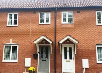 Thumbnail 2 bed terraced house for sale in Woodland Piece, Evesham