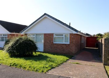Thumbnail 2 bed detached bungalow for sale in Woodpecker Drive, Worle, Weston-Super-Mare