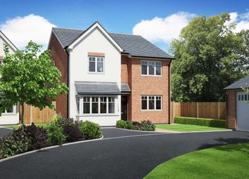Thumbnail 4 bed detached house for sale in 3 Weavers Rise, Chirk Bank, Oswestry, Shropshire