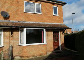 Thumbnail 3 bed semi-detached house for sale in Main Street, Asfordby, Melton Mowbray