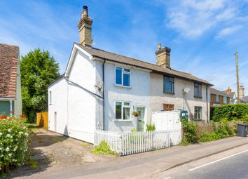 Thumbnail 2 bed cottage for sale in Old North Road, Bassingbourn, Royston