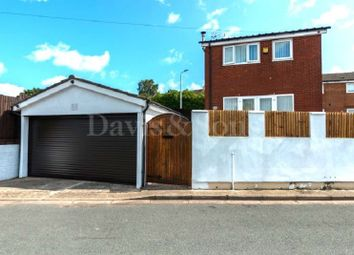 Thumbnail 4 bedroom detached house for sale in Bryn Bevan, Newport, Gwent.