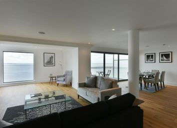 Thumbnail 3 bedroom flat for sale in The Shore, 22-23 The Leas, Westcliff-On-Sea