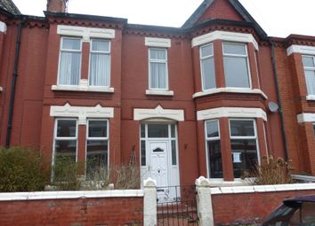 Thumbnail 5 bedroom terraced house for sale in Brougham Road, Wallasey