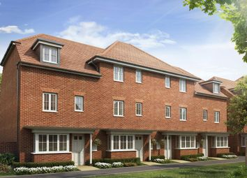 "Thumbnail 4 bed terraced house for sale in ""Hythe"" at Dorman Avenue North, Aylesham, Canterbury"