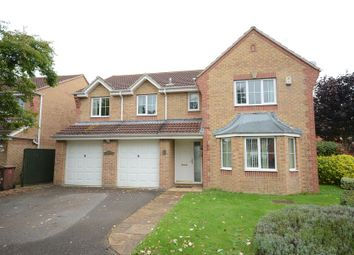 Thumbnail 5 bedroom detached house to rent in Paddick Drive, Lower Earley, Reading