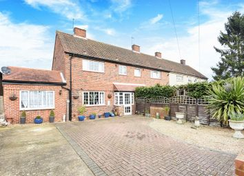 Thumbnail 5 bed end terrace house for sale in Mansfield Road, Chessington