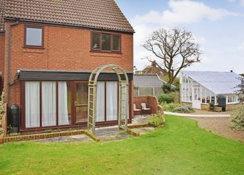Thumbnail 3 bedroom semi-detached house for sale in The Limes, London Road, Halesworth
