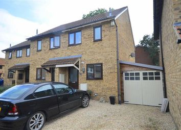 Thumbnail 2 bed end terrace house for sale in Meadow Close, Cheltenham, Gloucestershire