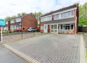 Thumbnail 3 bed semi-detached house for sale in Ardav Road, West Bromwich