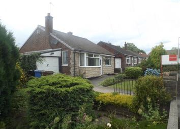Thumbnail 2 bed bungalow for sale in Woodley Close, Offerton, Stockport, Cheshire
