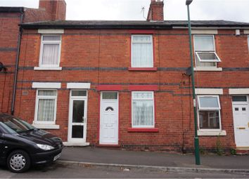 Thumbnail 2 bed terraced house for sale in Dove Street, Nottingham