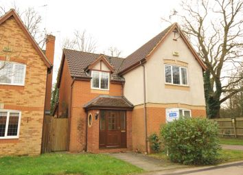 Thumbnail 4 bedroom detached house to rent in Woodland Walk, Northampton
