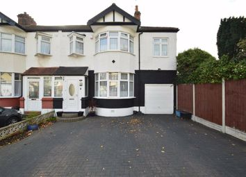Thumbnail 5 bed end terrace house for sale in Edwina Gardens, Redbridge, Essex
