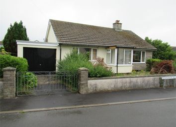 Thumbnail 2 bed detached bungalow for sale in Min-Yr-Haul, Maesgwynne Road, Fishguard, Pembrokeshire
