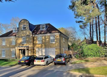Thumbnail 6 bed detached house to rent in White Pillars, Holly Bank Road, Hook Heath, Woking