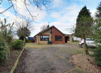 Thumbnail 2 bed detached bungalow for sale in Scotton Road, Scotter, Gainsborough
