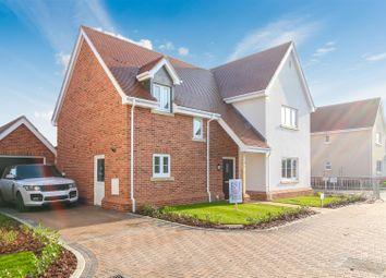 Thumbnail 4 bed detached house for sale in Rose, Plot 5 Latchingdon Park, Latchingdon, Essex