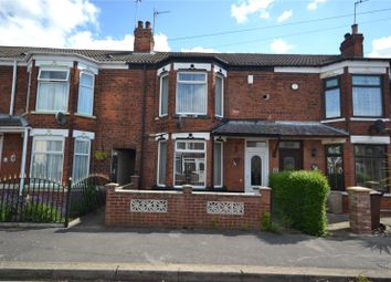 Thumbnail 3 bed terraced house for sale in Lee Street, Hull