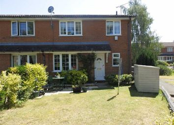 Thumbnail 2 bedroom end terrace house for sale in Essex Way, Ipswich, Suffolk