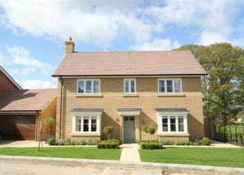 Thumbnail 4 bed detached house for sale in Spinney Hill, Oakham