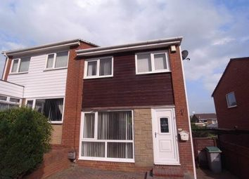 Thumbnail 3 bed property to rent in Elgin Grove, East Stanley, Durham