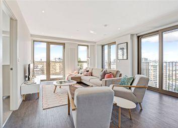 3 bed flat for sale in Royal Docks West, Western Gateway, London E16