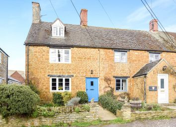 Thumbnail 2 bed semi-detached house for sale in Duns Tew, Oxfordshire