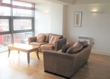 Thumbnail 2 bed flat to rent in The Focus Building, 17 Standish Street, Liverpool