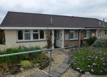 Thumbnail 2 bed semi-detached bungalow to rent in Chapel Lane, St. Mabyn, Bodmin