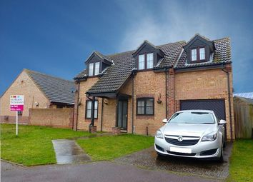 Thumbnail 3 bed property to rent in Granville Gardens, Mildenhall, Bury St. Edmunds