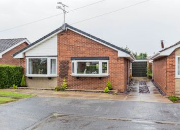 Thumbnail 3 bed detached bungalow for sale in Elizabeth Avenue, Kirk Sandall, Doncaster, South Yorkshire