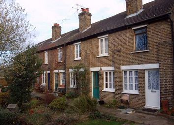 Thumbnail 2 bed cottage to rent in Glebeland Gardens, Shepperton, Middlesex