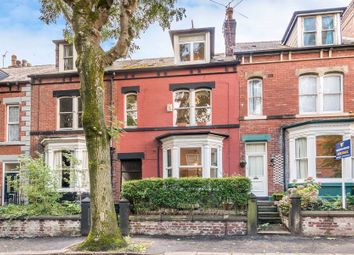 Thumbnail 4 bed terraced house for sale in Woodstock Road, Sheffield